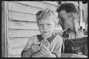 boy-and-father-alabama-walker-evans