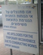 We apologies