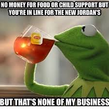 Kermit Not My Business